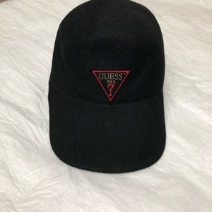 Vintage Guess Wool Hat